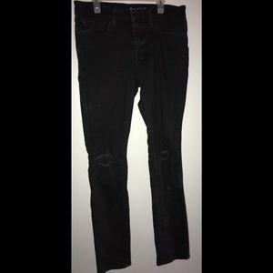 Gap Brand Black Skinny Jeans